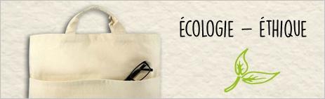 Catégorie écologie et éthique